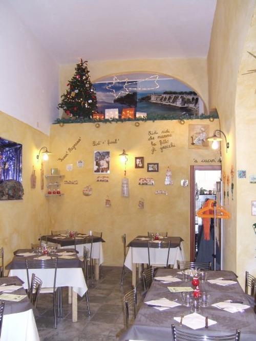 ristorante Trattoria Le Birbe PIOMBINO